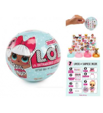 L.O.L Surprise 51070125 - Surprise ball with doll Series 1