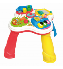 Chicco 7653. Table Hobbies First Bilingual Activities.