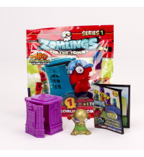 Zomlings 325. Surprise envelope. Series 1