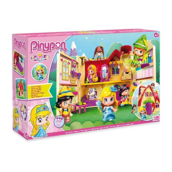 Pinypon 700012406. House of the stories.