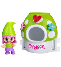 Pinypon 700012733A. Dwarf figure with green hat