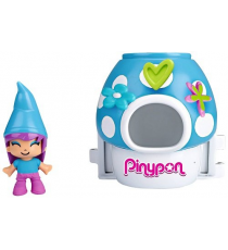 Pinypon 700012733B. Dwarf figure with blue hat