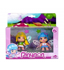 Pinypon 700013365. Pack of two fairies.