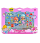 Pinypon 700013480. Pack 6 figures. Pirates and mermaids.