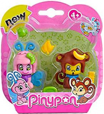 Pinypon 700012732. Pack of 2 pets.