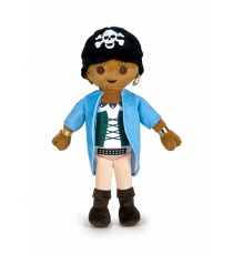 Playmobil 760015941E. Soft toy 30cm. Pirate Girl Character.