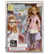 Project MC2 700013670D. Doll with experiment Adrienne Attoms.