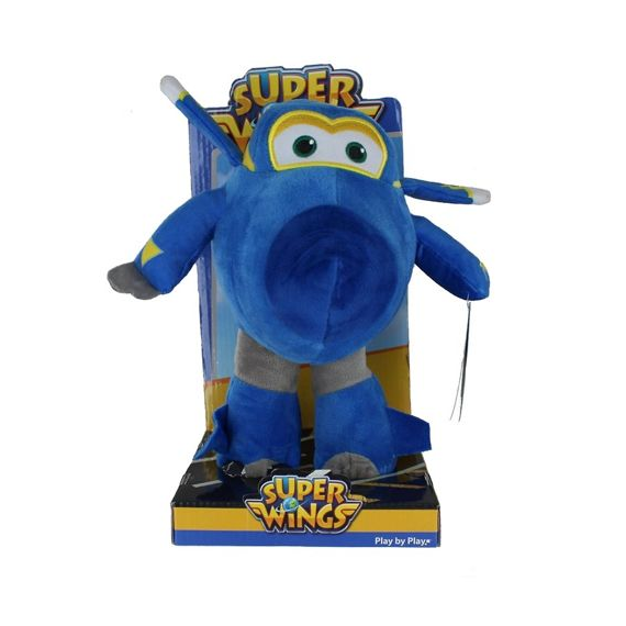 Super Wings 760016042B. Peluche 25cm. Jerome.