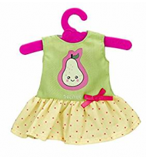 Nenuco 700012823F. Clothes with Pear Dress Hanger.
