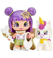Pinypon 700014276B. Star figure & pet.