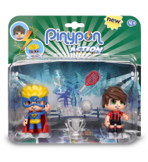 Pinypon Action 700014492A. Figura. Dúo Pack.