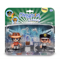 Pinypon Action 700014492B. Figura. Dúo Pack.