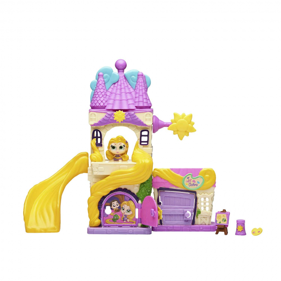 Disney Doorobles 700014656B. Playset: Tangled.