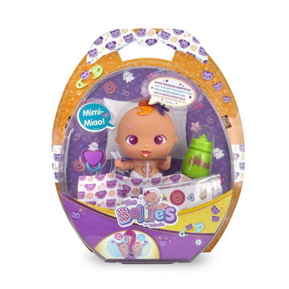 The Bellies 700015161. Doll. Modello Mimi MIAO.