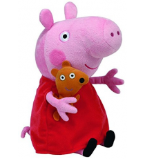 Peppa pig 760014092. plush 27cm. Random model