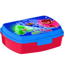 PJ Masks 01974 - Sandwichera Rectangular