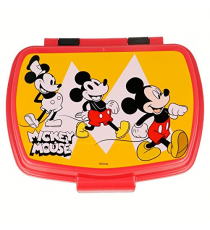 Disney 28232. Lunch box. Mickey Mouse.
