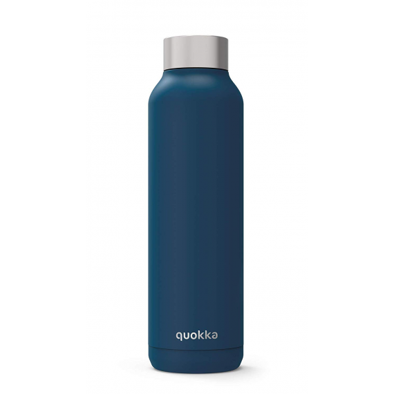 Quokka 11815. Botella Acero Inoxidable Midnight Blue 630ml.