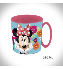 Minnie Mouse 14504. Taza microondas 350ml.