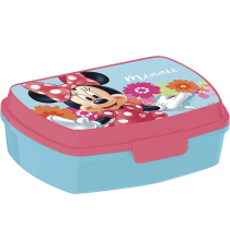 Minnie Mouse 14574. Sandwichera Rectangular