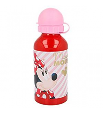 Minnie Mouse 18834. Botella Aluminio 400ml.