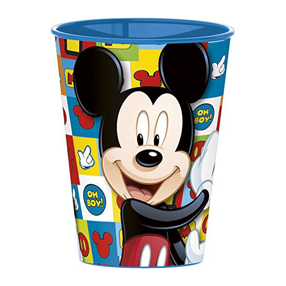 Mickey Mouse 22007. Vaso value 260ml.