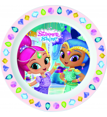 Shimmer & Shine 22247. Dish for microwave