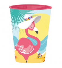 Flamencos 29107. Vaso 260ml.