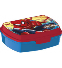 Spiderman 33474. Rectangular Lunch box