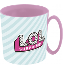 LOL Surprise 44304. Tazza per microonde 350ml.