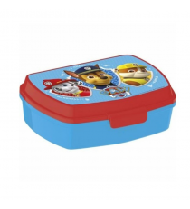 Paw Patrol - Sandwichera Rectangular