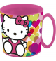 Hello Kitty 82204. Forno a microonde tazza 35Cl.