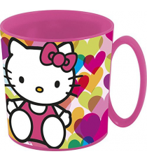 Hello Kitty 82204. Micro-ondes tasse 35Cl.