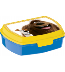 The Secret Life of Pets 84374 - Rectangular Launch box