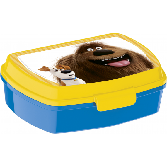 The Secret Life of Pets 84374 - Sandwichera Rectangular