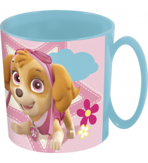 Paw Patrol - Coppa 36 microonde cl. Skye e Everest