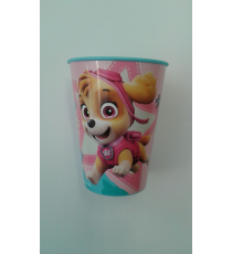 Paw Patrol - gobelet en plastique Everest - Skye 260 ml