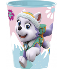 Paw Patrol - Vaso de plástico Everest (girls) - Skye 260 ml