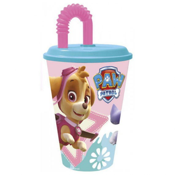 Paw Patrol 86730 - Value cane model and Skye everest cup