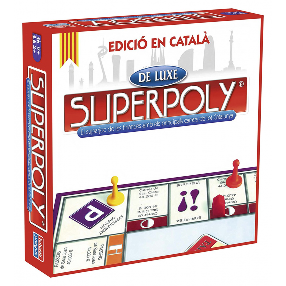 Falomir 1002. Superpoly Deluxe (in Catalan).