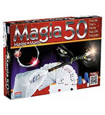 Falomir 646449. Magic Game 50 trucchi