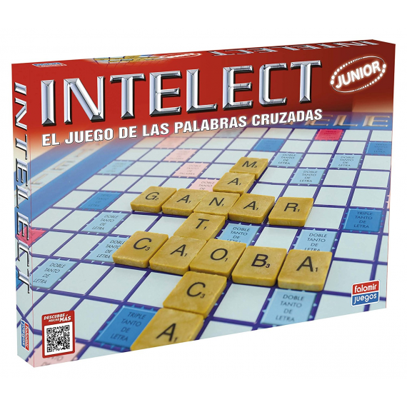 Falomir 4001. Juego Intelect Junior