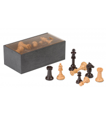 Falomir 27936. Staunton Chess Pieces Nº3