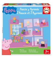 Peppa Pig 16226. I Associate and I learn. Educational game