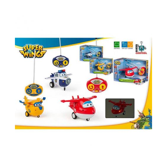 Super wings 43956. Playset.Modello casuale.