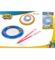 Super wings 77022. Fluorescent flying disc.