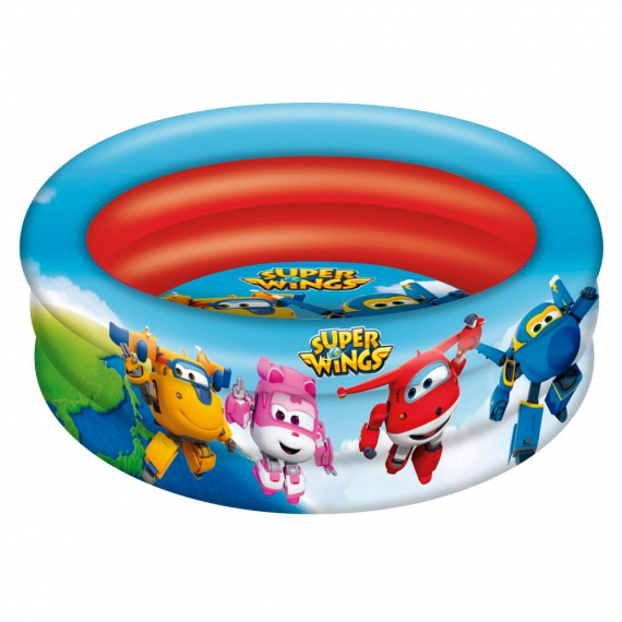 Super wings 77033. Piscine gonflable.