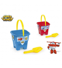 Super wings 77059. Beach bucket and accessories. Random model.