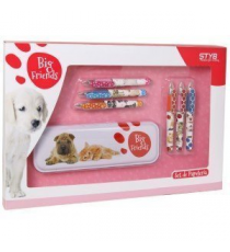 Big Friends Stationery set 27154.