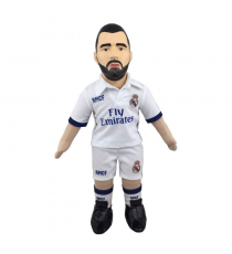 Real Madrid C.F. 138BZ01. Benzema Giocatore 45 centimetri.